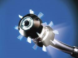 TV inspeksjon av ventilasjonkanaler