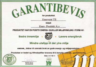 enervent garantibevis (1)
